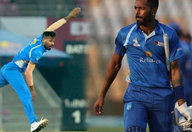Hardik Pandya hits 120 runs with just sixes, breaks all records in T20
