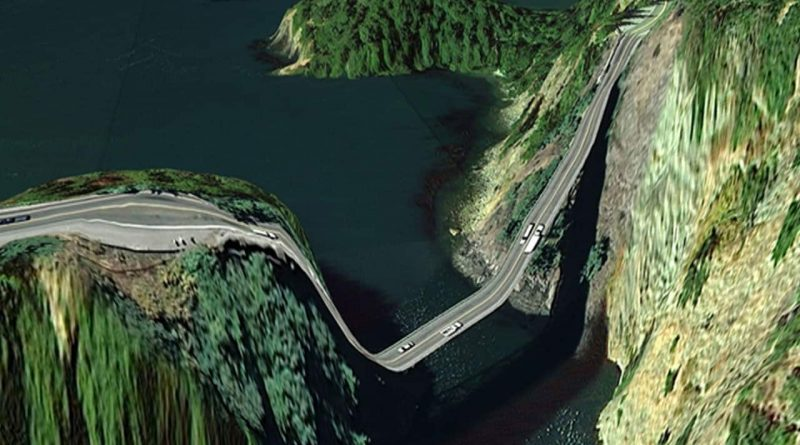 This is the most dangerous road in the world, people are afraid to go again, know about it.