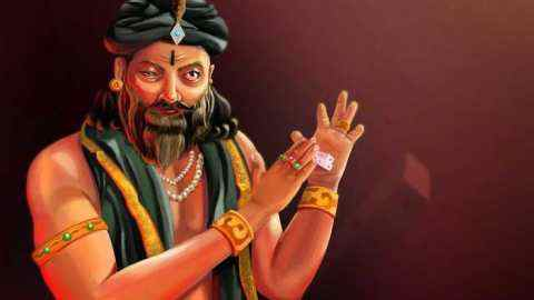 What was it? Shakuni uncle's secret, why did he believe everything