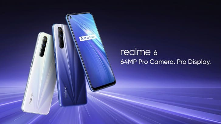 Realme 6 Pro with Snapdragon 720G launched in India for Rs 16,999