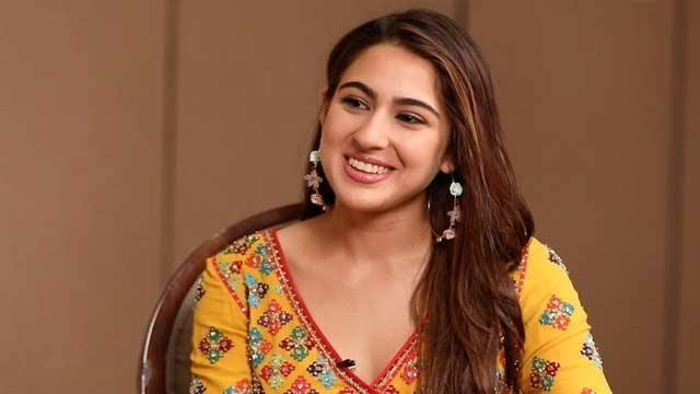 Sara Ali Khan wants to marry this handsome actor, See pictures