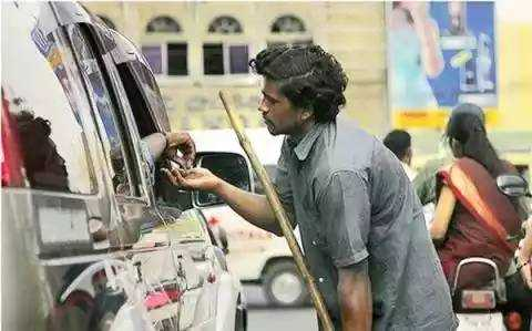 The richest beggars in the world, whose daily earnings you would not believe