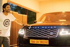 सलमान खान से भी महंगी कार रखते है अल्लू अर्जुन