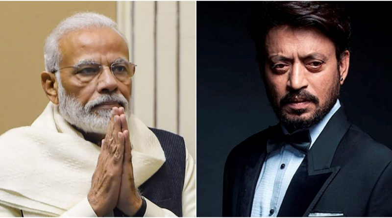 Bollywood shocked by the demise of all-rounder Irrfan Khan, celebrities paid homage