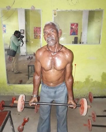 World's poorest bodybuilder, you will be surprised to know the age