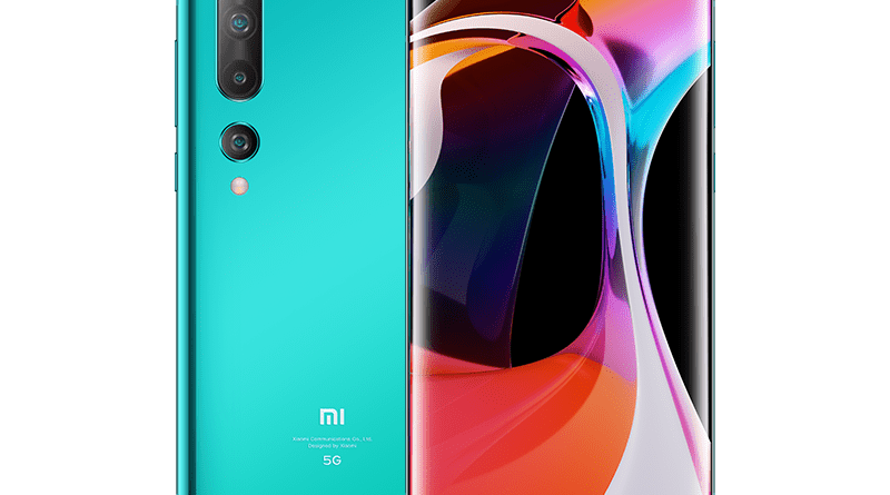 Xiaomi launched a stunning 5G smartphone in the market