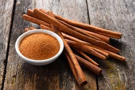 Consumption of cinnamon benefits