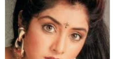 Some special things of Divya Bharti, which has become a secret, know you too