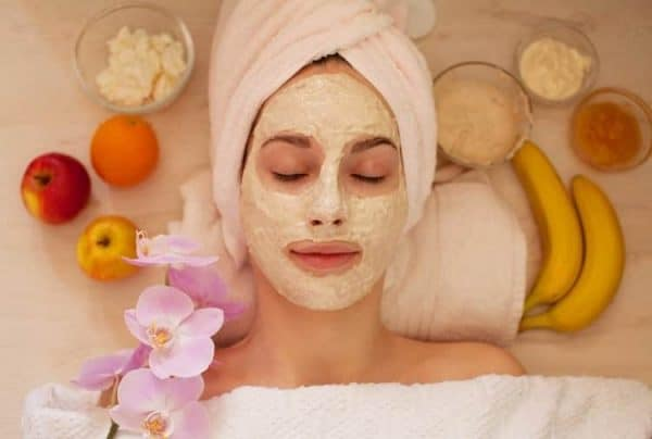 Use home anti aging face mask for aging