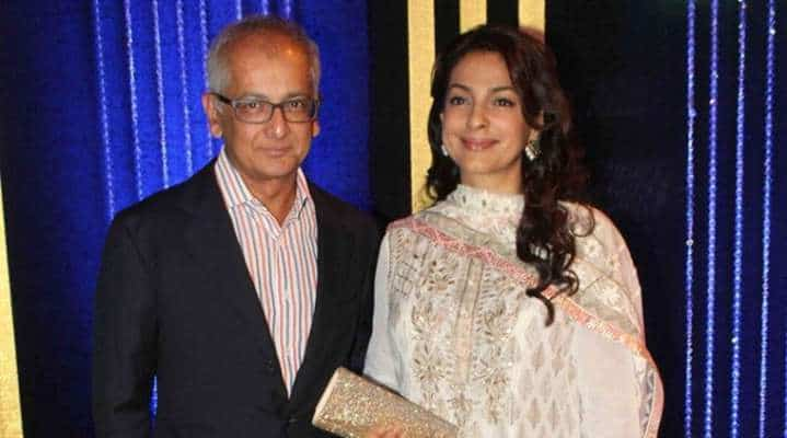 Because of this, Juhi Chawla was madly in love with the old man.