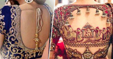 See the amazing designs of Kurti throat