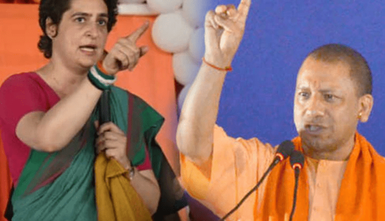 Allegations of bike, tempo and car number in the list of buses sent by Priyanka Gandhi