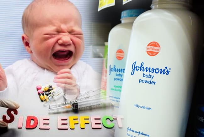 These two big countries put a ban on Johnson & Johnson baby powder, if you also use it then definitely read this news