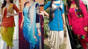 Know how to style jackets on Patiala suits and kurtis