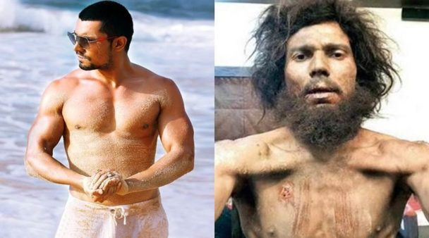 These 5 stars of Bollywood who spoiled their bodies to make a film