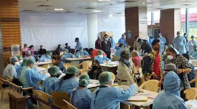 भारत में कोरोना संक्रमण का दूसरा दौर संभव, 15 सबसे खतरे वाले देशों में शामिल