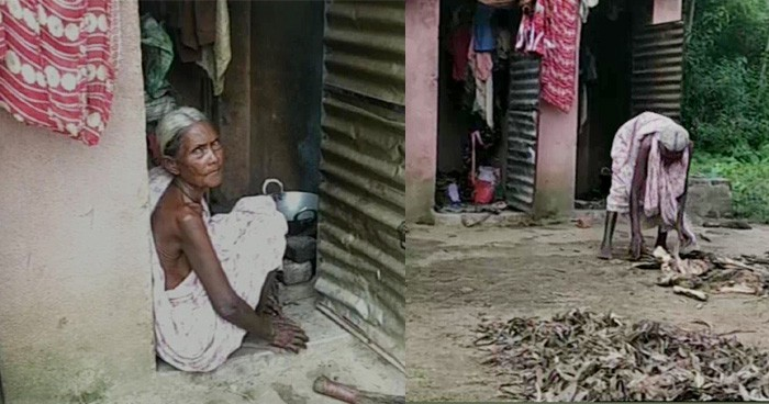 These old women are forced to stay in the toilet for 3 years, the reason will be angry