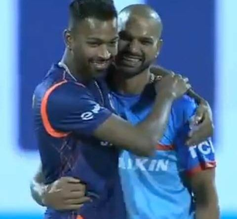 This big mistake from Hardik Pandya and Shikhar Dhawan, now BCCI can do big action, know how