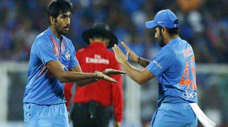 When Jasprit Bumrah threw maiden over, a special T20I record became know