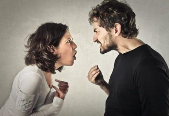 It was very expensive for the person to get angry at the wife, the wife did something so blown away, know how