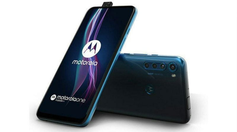 Motorola One Fusion + will be launched in India on June 16 on Flipkart, what is the specialty of this phone