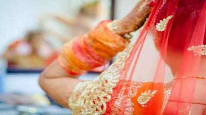 The robbers looted the new fledgling bride, in Jhansi, the looters rose high