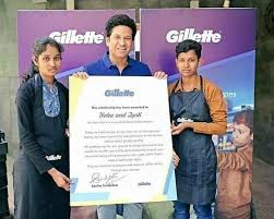 Sachin had shaved beard in his sister-in-law's saloon, came back into the limelight due to his headstrong act