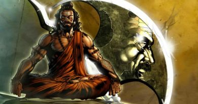 This curse of Parashuram became the cause of Karna's death