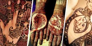 Attractive mehndi designs that will give a beautiful look in the hands of the bride