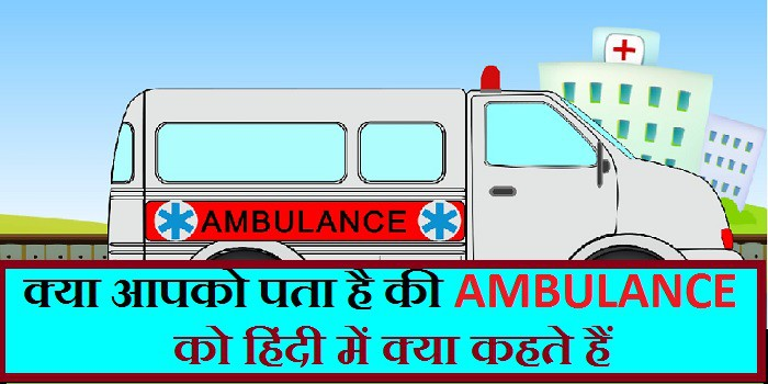 What is the ambulance asked in IAS exam in Hindi? Your mind will be shaken after listening to the answer