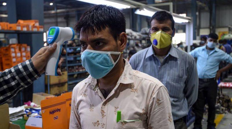 भारत में कोरोना 10 लाख पारः पहले 1 लाख में लगे 109 दिन, अब 3 दिन में ही 1 लाख संक्रमित
