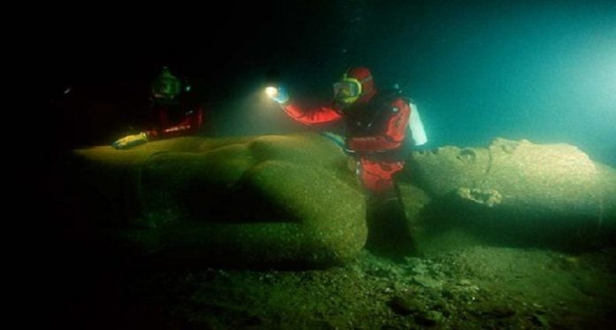 1200 years old mysterious temple found in the depths of the sea, know the whole truth