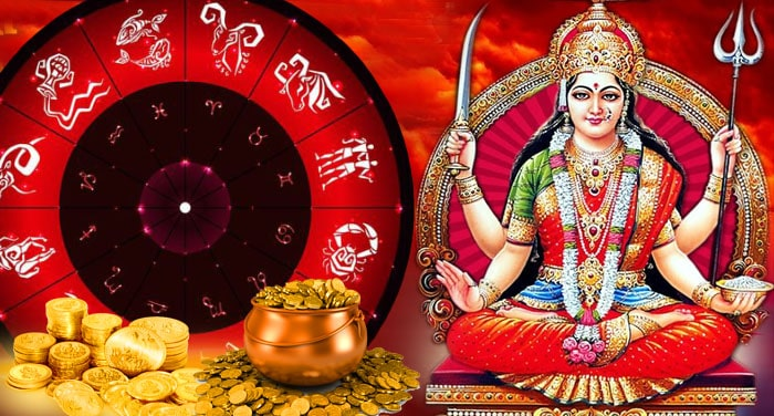 By the grace of mother Santoshi, these 5 zodiac signs are getting auspicious signs, luck will get big benefits