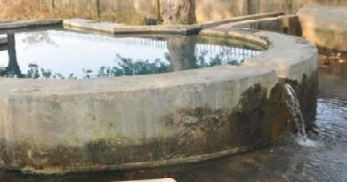 Know the story of the mysterious pool, water starts rising as you clap…
