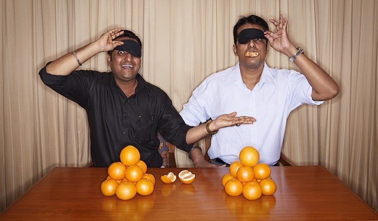 Eat an orange and make a world record in the Guinness Book, know how