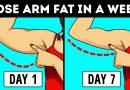 जानिए हाथों की बढ़ती चर्बी को कम करने के सबसे आसान उपाय