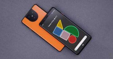 Google pixel 5 स्मार्टफोन के फीचर्स हुए लीक