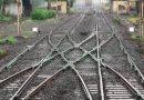 डायमंड रेलवे क्रासिंग क्या है? यह किस स्टेशन क्षेत्र में पड़ता है?