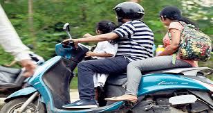 सरकार ने बाइक पर पीछे बैठने वालों के लिए कौन सा नया नियम बनाया है? जानिए
