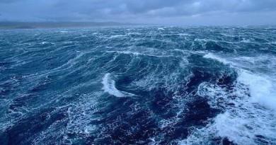दुनिया का सबसे बड़ा दूसरे नंबर का महासागर कौन सा है?