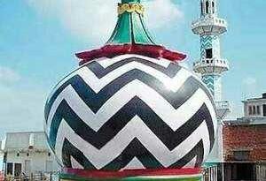 दरगाहों और मस्जिदों में कोविड गाइडलाइन के अनुसार अदा की गई अलविदा की नमाज