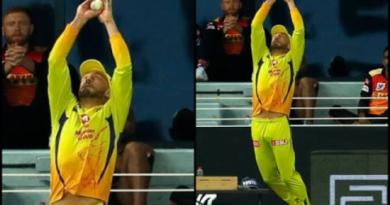 आईपीएल में डुप्लेसी ने बॉल कैच किया ,अब तक का इतिहासिक कैच